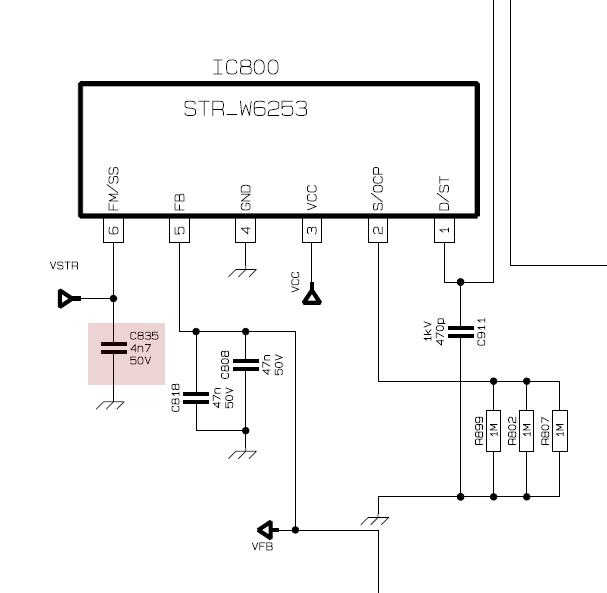 Strw6253 datasheet