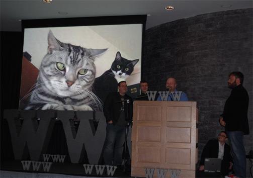 Locats at Web Awards